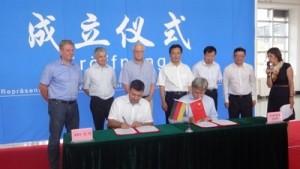 WMU Partnerstadt Harbin