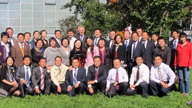 Fach- und Führungskräfte aus China in Magdeburg